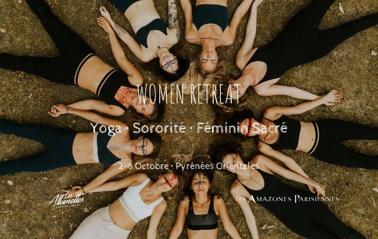Retraite Yoga France Octobre 2019