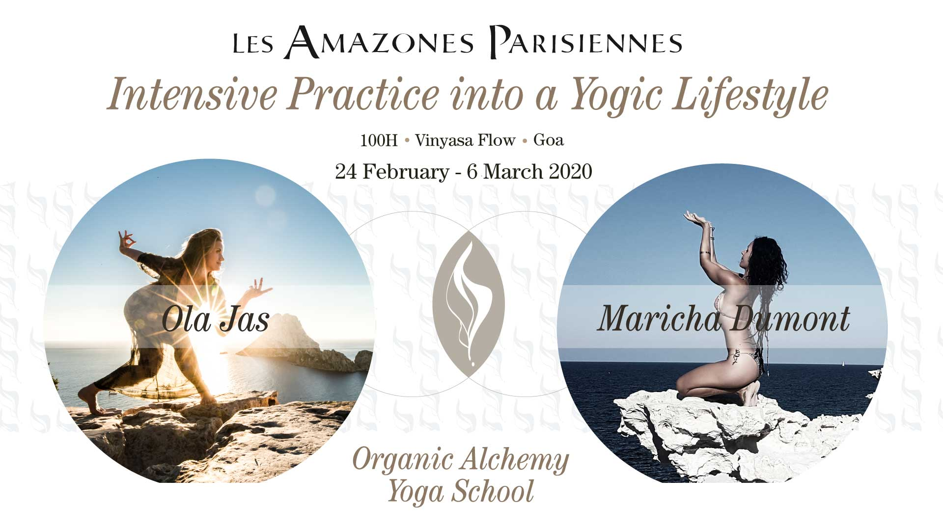 Retraite & Formation Yoga Immersion en Inde Mars 2020