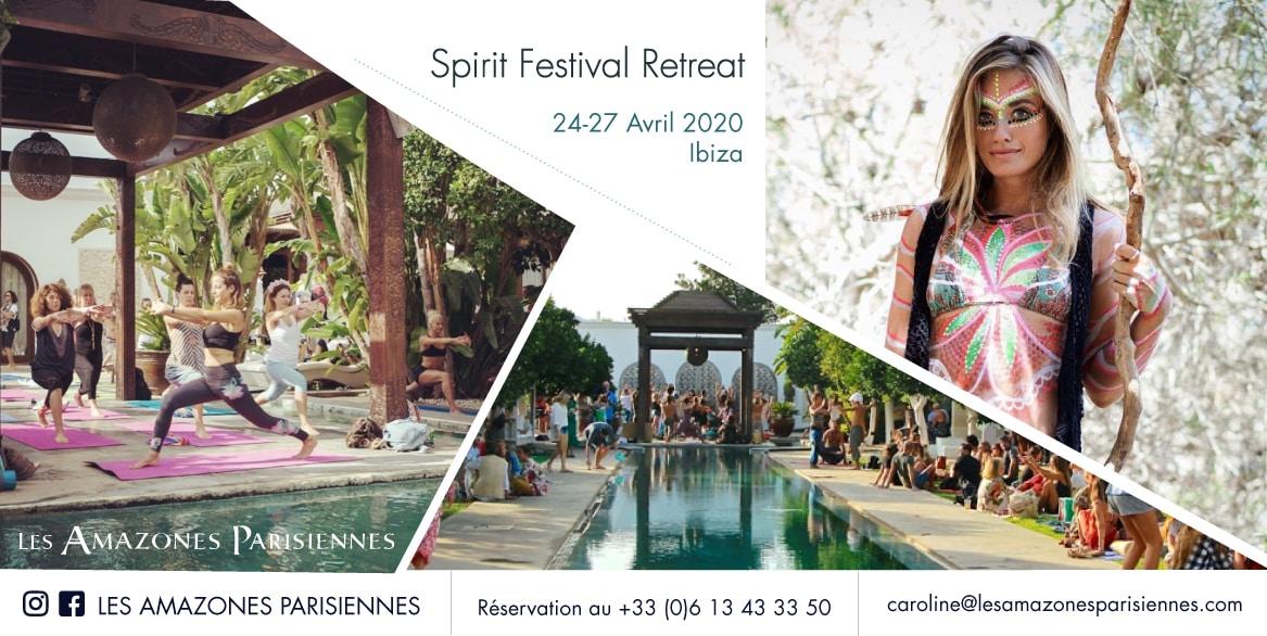 Spirit Festival Retreat