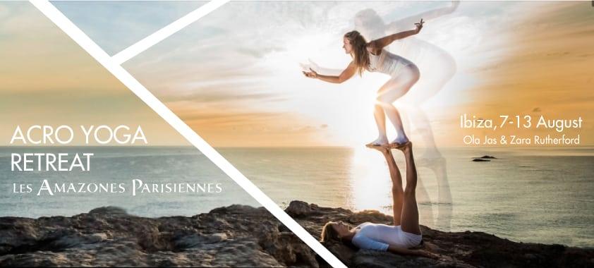 Acro Yoga Retreat EN//FR