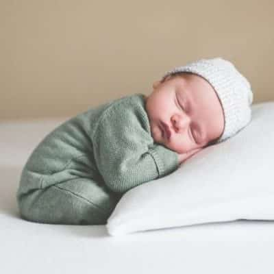 Bébé-bonne-santé-paisible