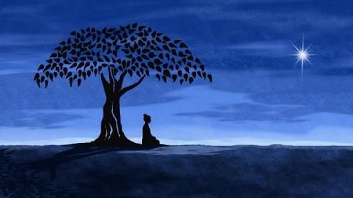 méditation, apaisement