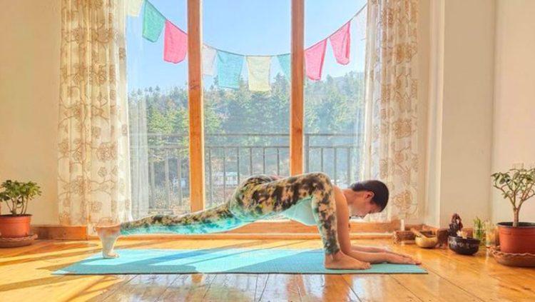 LIZARD-POSE-sun-woman-posture-lezard-yoga