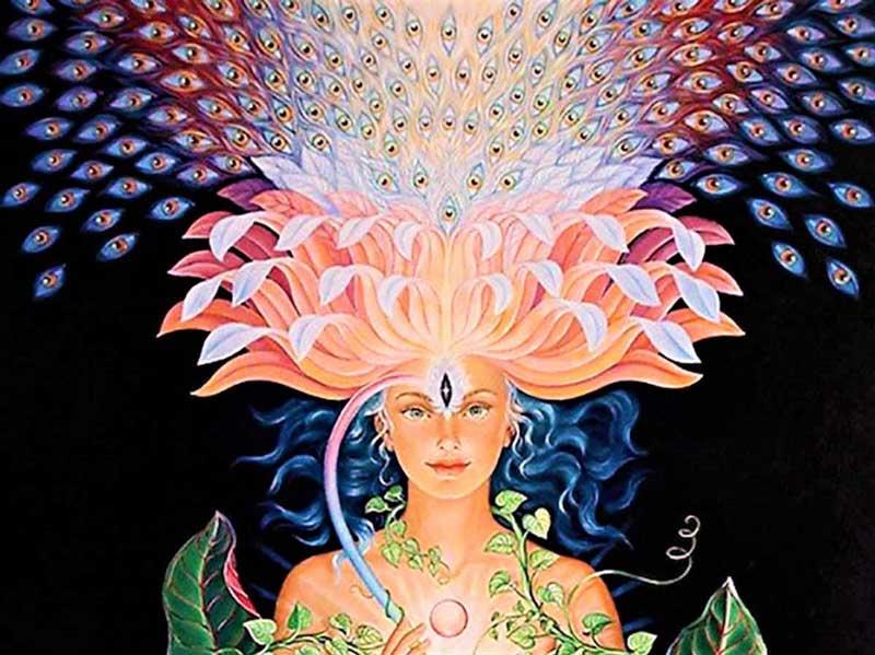chakra-couronne-sahasrara-femme-esprit-meditation-fleur-lotus-femme-consciousreminder